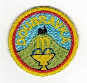 Střediskový odznak - Teplice 1 Doubravka
